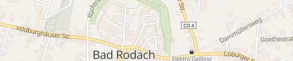 Karte P&C Ladebox Bad Rodach