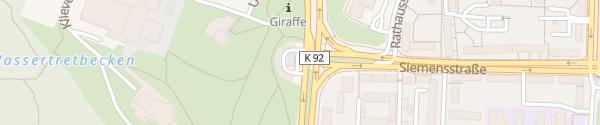 Karte IONITY e-Mobility-Station Wolfsburg