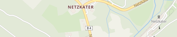 Karte Raststätte Netzkater Harztor