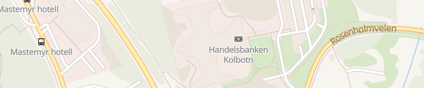Karte Rosenholm Campus Trollåsen