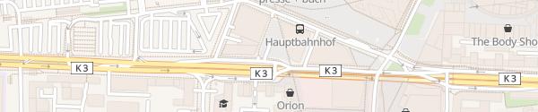 Karte Tiefgarage Hauptbahnhof Wolfsburg