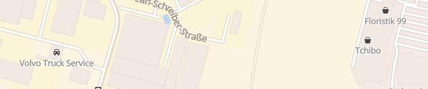 Karte Telekom Nordhausen