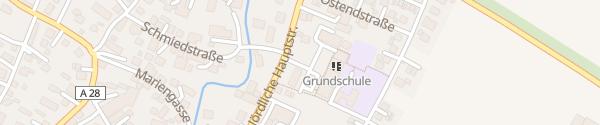 Karte LEW Ladesäule Wehringen