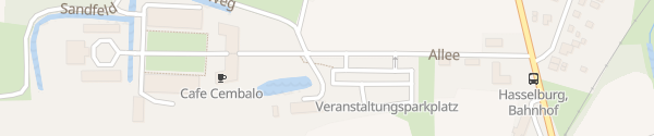 Karte Kultur Gut Hasselburg Altenkrempe