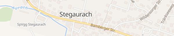 Karte Ladesäule Stegaurach