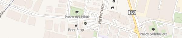 Karte Museo Ferrari Maranello