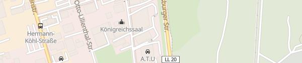 Karte Radsport Preiss Landsberg am Lech