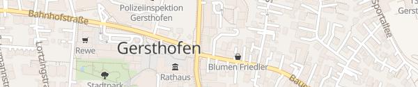 Karte Kreissparkasse Augsburg Gersthofen