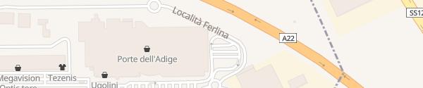 Karte Auchan Bussolengo