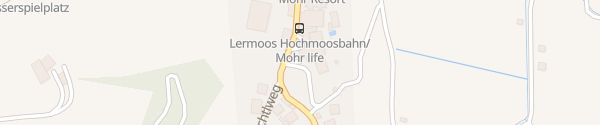 Karte Hotel MOHR Life Resort Lermoos