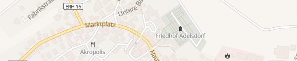 Karte Sparkasse Adelsdorf