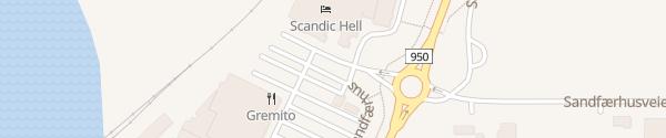 Karte Hellsenteret Stjørdal
