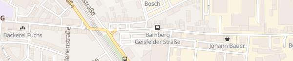 Karte toom Baumarkt Bamberg
