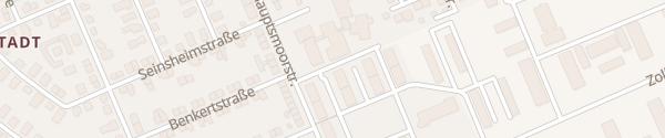 Karte AWO Seniorenzentrum Bamberg