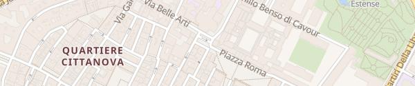 Karte Enel Drive Säule Modena