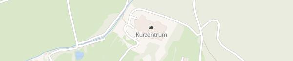 Karte Vivea Gesundheitshotel Umhausen Umhausen im Ötztal
