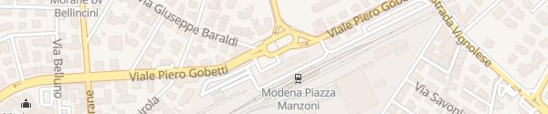 Karte Hera Ladesäule Modena