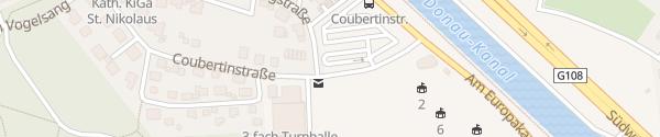 Karte TV1860 Fürth