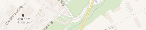 Karte Bertelsdorfer Höhe Coburg