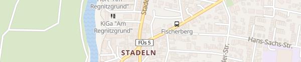 Karte Bürgeramt Fürth