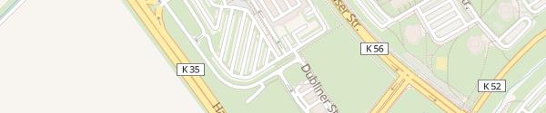 Karte Thüringen-Park Erfurt