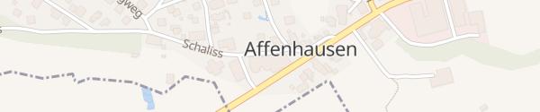 Karte Aktiv-Hotel Traube Wildermieming