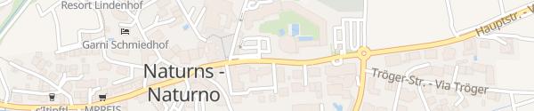 Karte Hauptstraße 35 Naturns