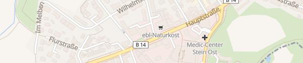 Karte Rathaus Stein