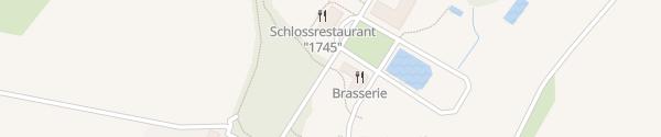 Karte Schlossgut Groß Schwansee