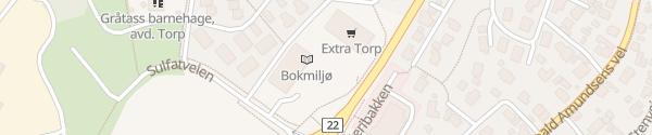 Karte Extra Torp
