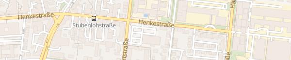 Karte E-Bike Ladesäule Aldi Erlangen
