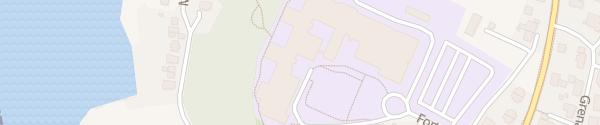 Karte Greåker videregående skole Greåker