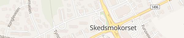 Karte Circle K Skedsmokorset