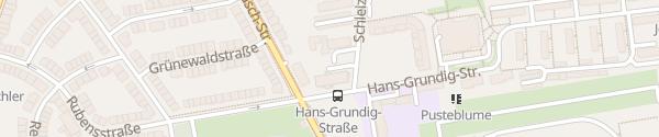 Karte Hotel Carat Erfurt
