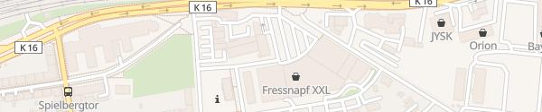 Karte Dehner Erfurt