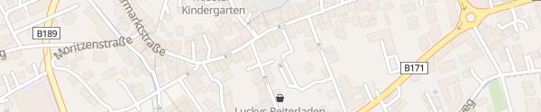 Karte Parkplatz Telfs Zentrum Telfs