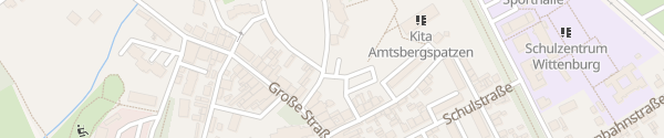 Karte Amtsberg Wittenburg