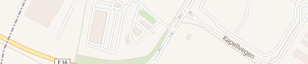 Karte Mer Circle K Hervakrysset Gardermoen