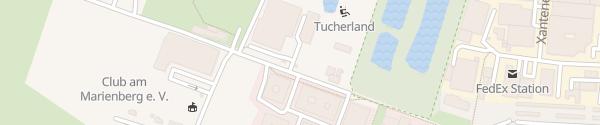 Karte Tucherland Nürnberg