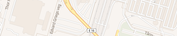 Karte Radisson Blu Airport Hotell Gardermoen