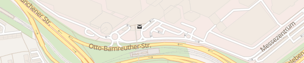 Karte Messe Nürnberg