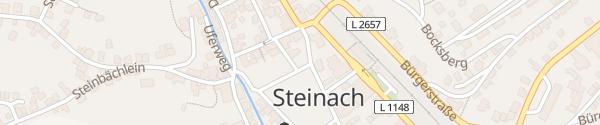 Karte Marktplatz Steinach