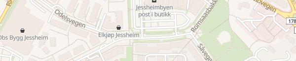 Karte Obs Jessheim