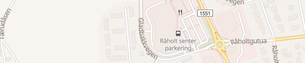 Karte AMFI Eidsvoll Råholt