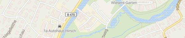 Karte P&C Ladebox Ebermannstadt