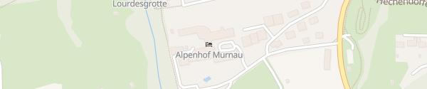 Karte Alpenhof Murnau Murnau am Staffelsee