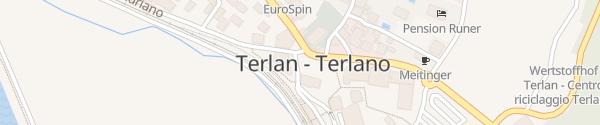 Karte Rathaus Terlan