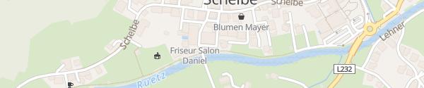 Karte Hotel Jagdhof Neustift im Stubaital