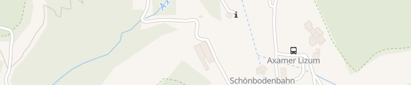 Karte Lizum 1600 Axams