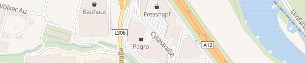 Karte CYTA Völs